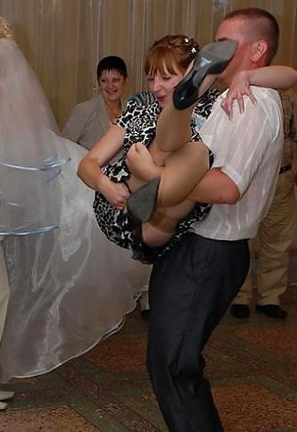 Случайные интим фото на свадьбе — pic 8