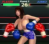 Big Boobs Boxing