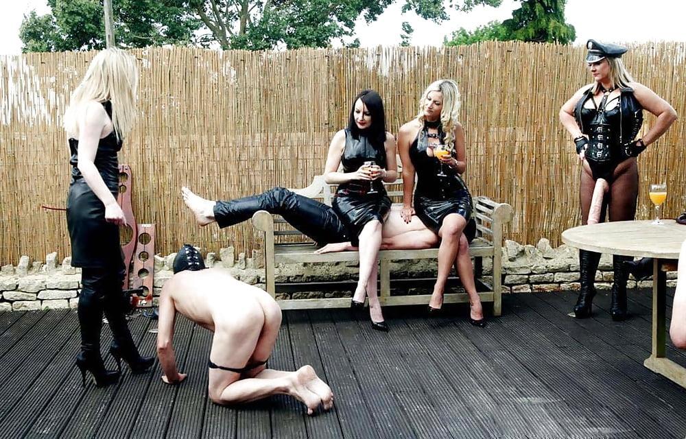 Тематические вечеринки фемдом бдсм