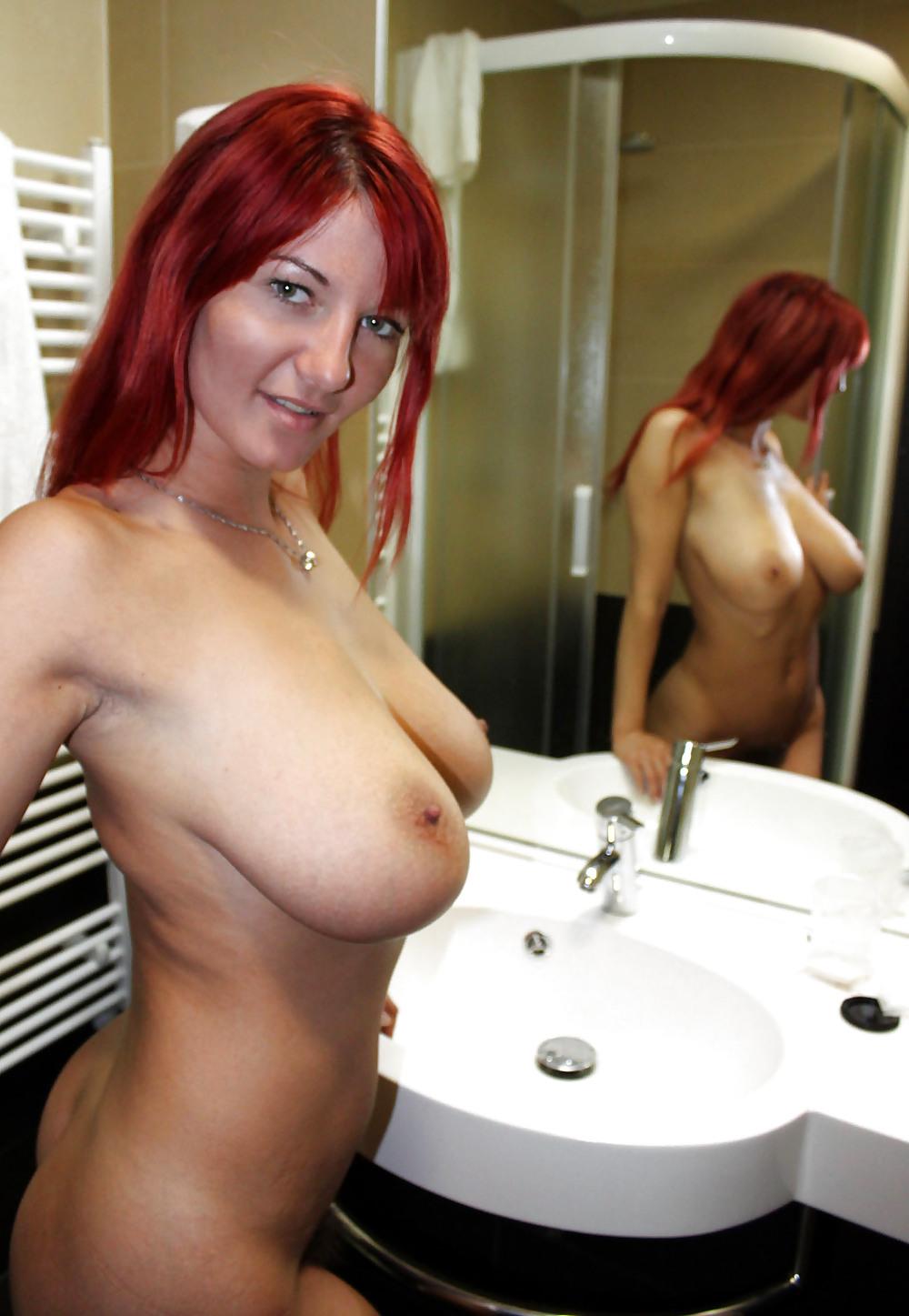 Michelle h shower metart michelle h bath thunder redhead big tits