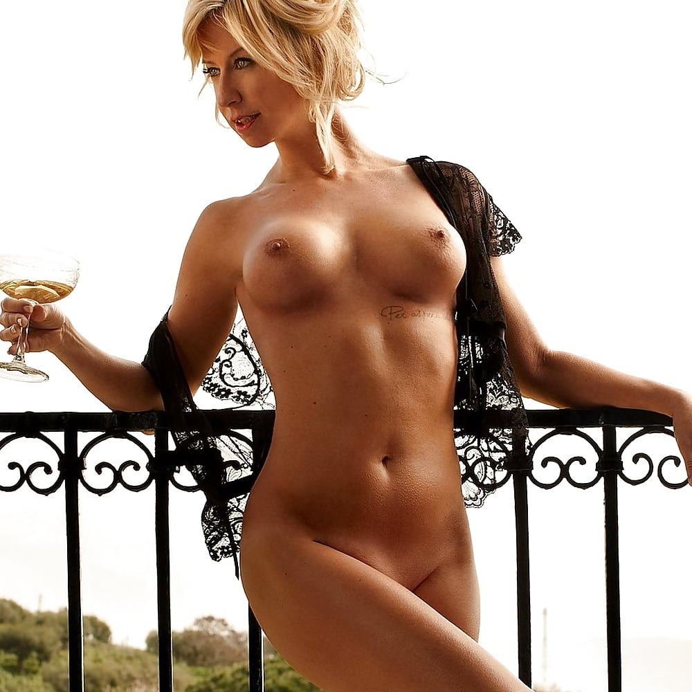 Isabell Hertel Playboy Nackt