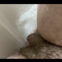 Water Stream Makes Me Cum . .