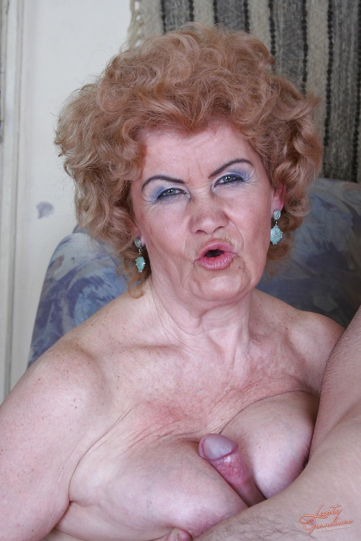 Naugthy granny effie - 3 9