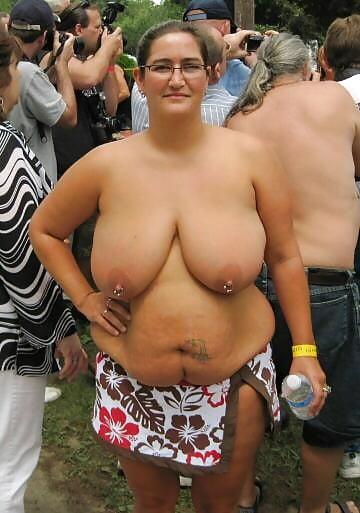 Chunky mature women-1049