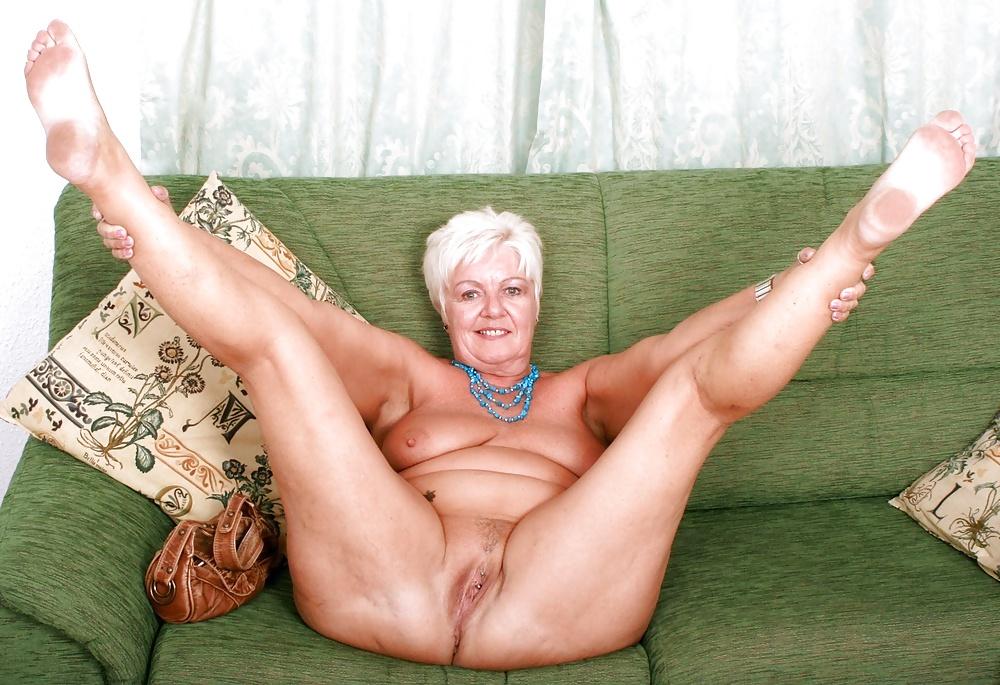 Naked old granny fetish