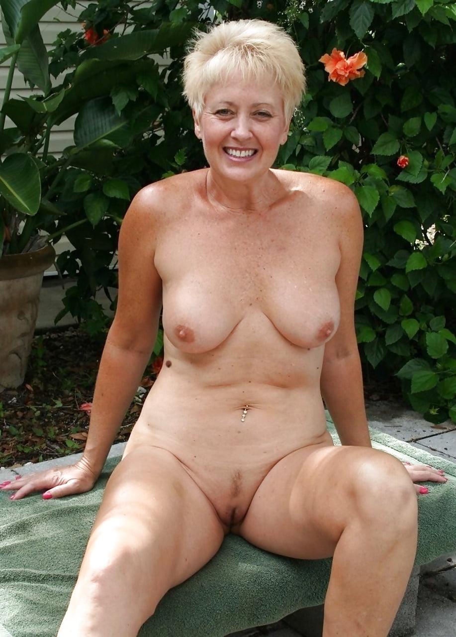 Grandma's naked