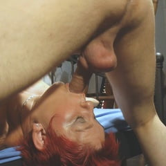 First Pussy The Mouth Fucking