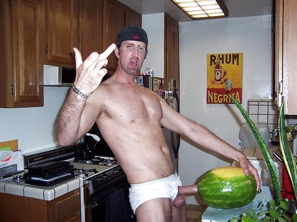Watermelon porn