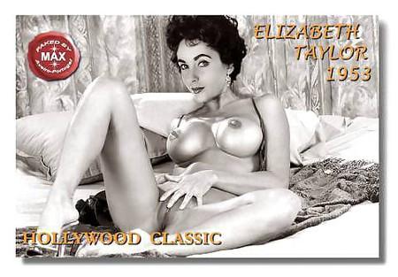 Taylor  nackt Elizabeth Jayne Mansfield