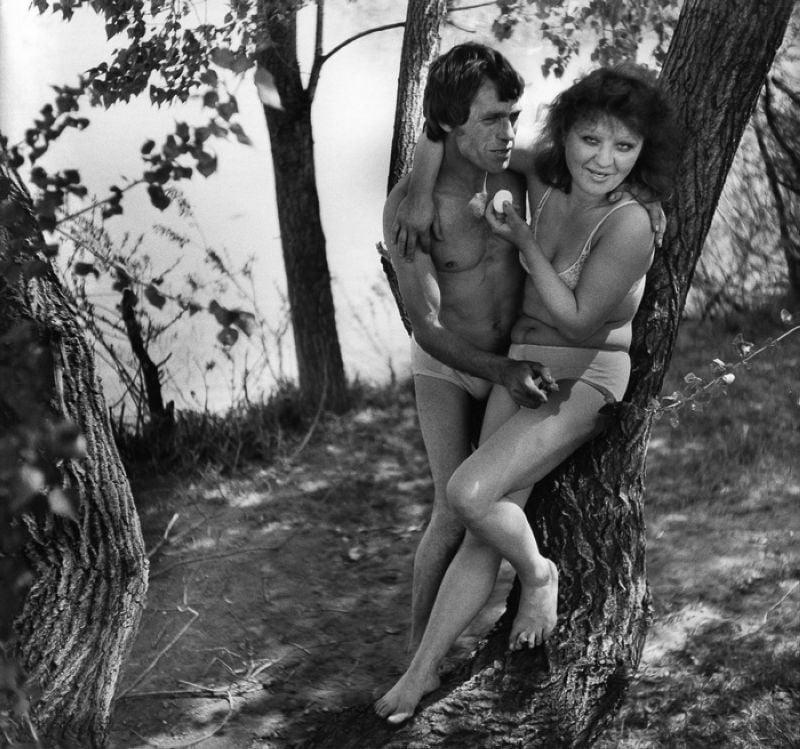 Soviet naked girls