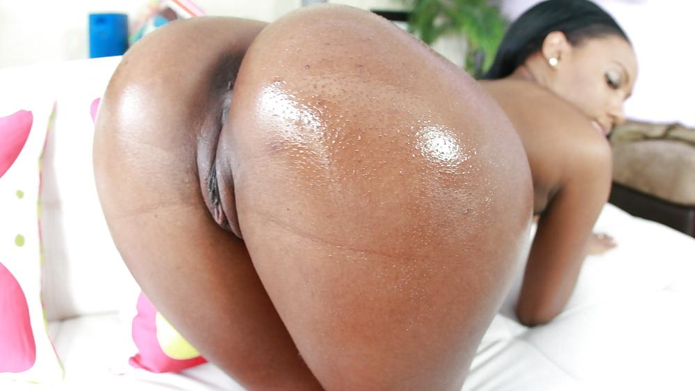 Black Girls Butt Hole