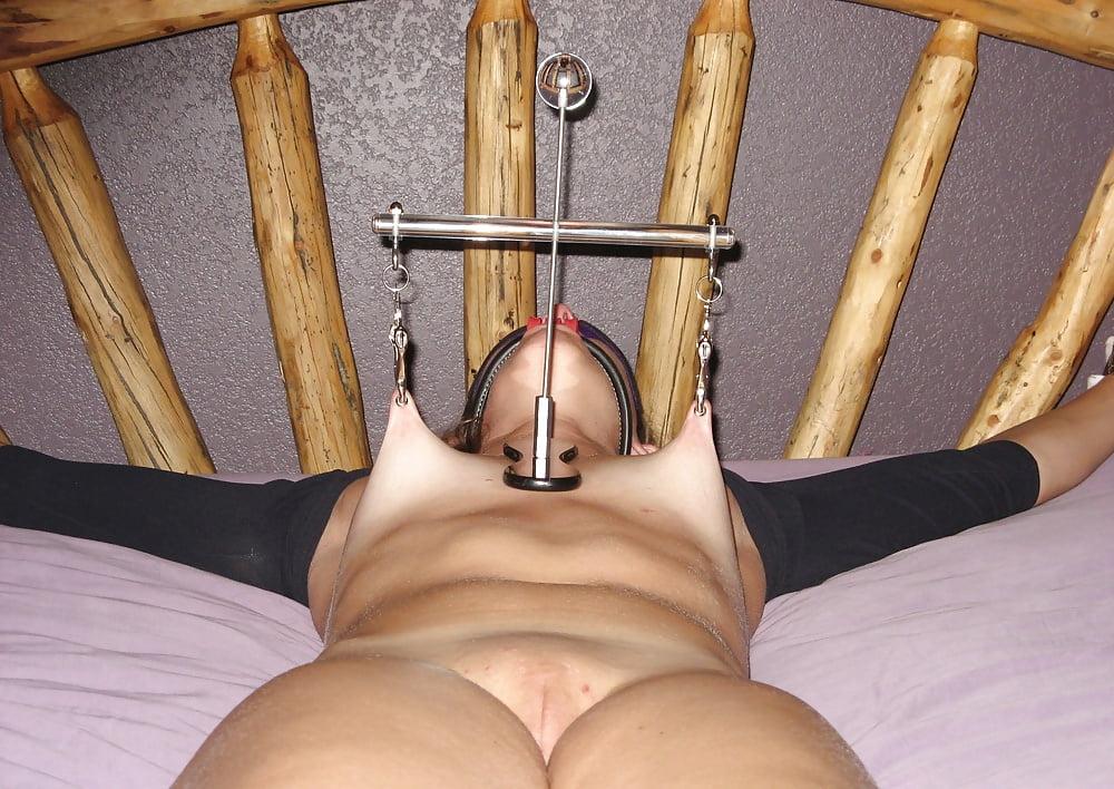 Portable mini women breast bondage gear bdsm restraints slave nipple torture adult sm toys