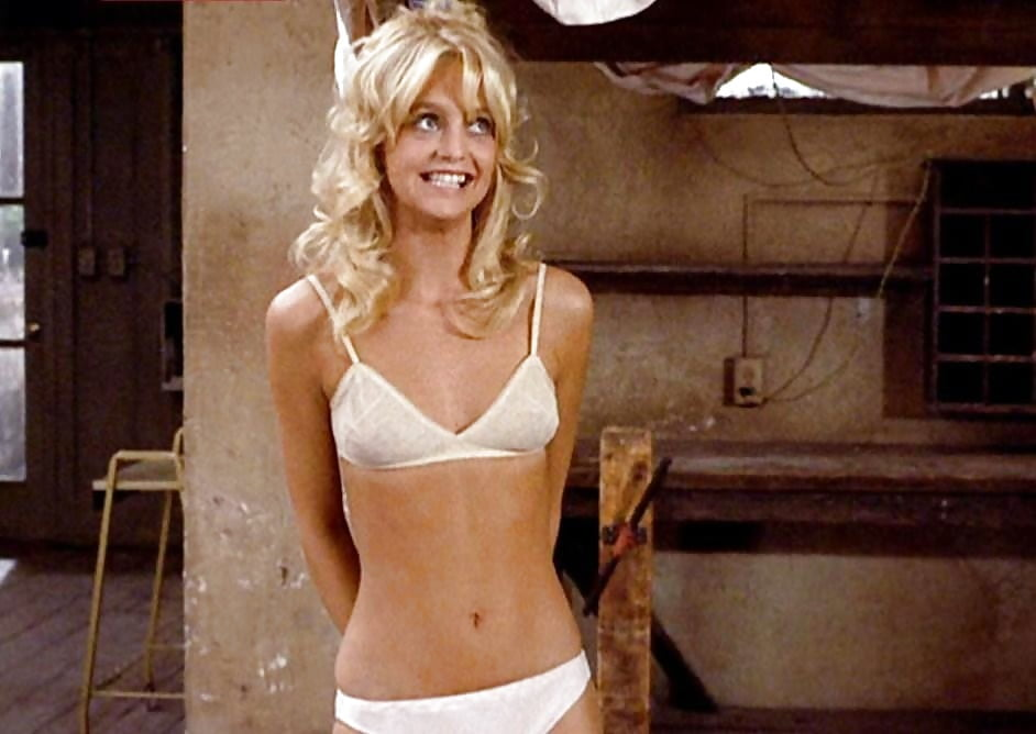 Young goldie hawn nude nude images