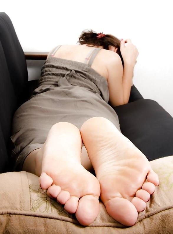 Foot Fetish Lots Of Feet Celeb, Teen, Mature Etc - 80 -7787