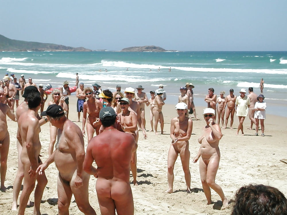 Ireland Is Getting It's First Ever Nudist Beach In Dalkey