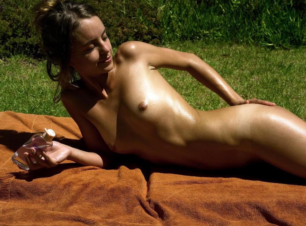 Pics naked white girls nude sunbathing canes