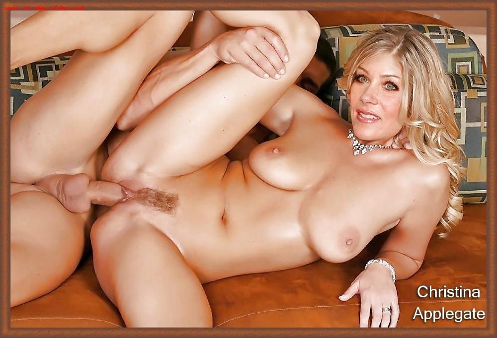 Christina Applegate Bikini Porn