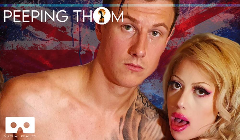Peeping Thom Promo Posters - 41 Pics