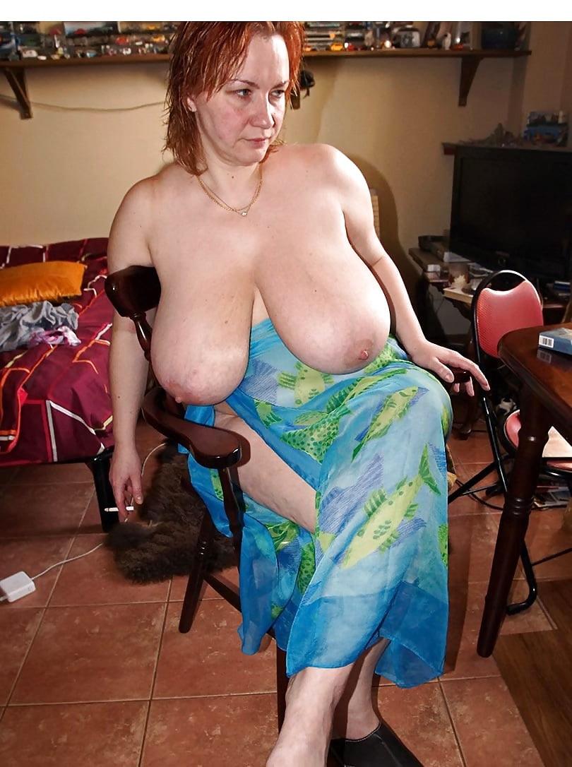 Mature Buxom Russian Women