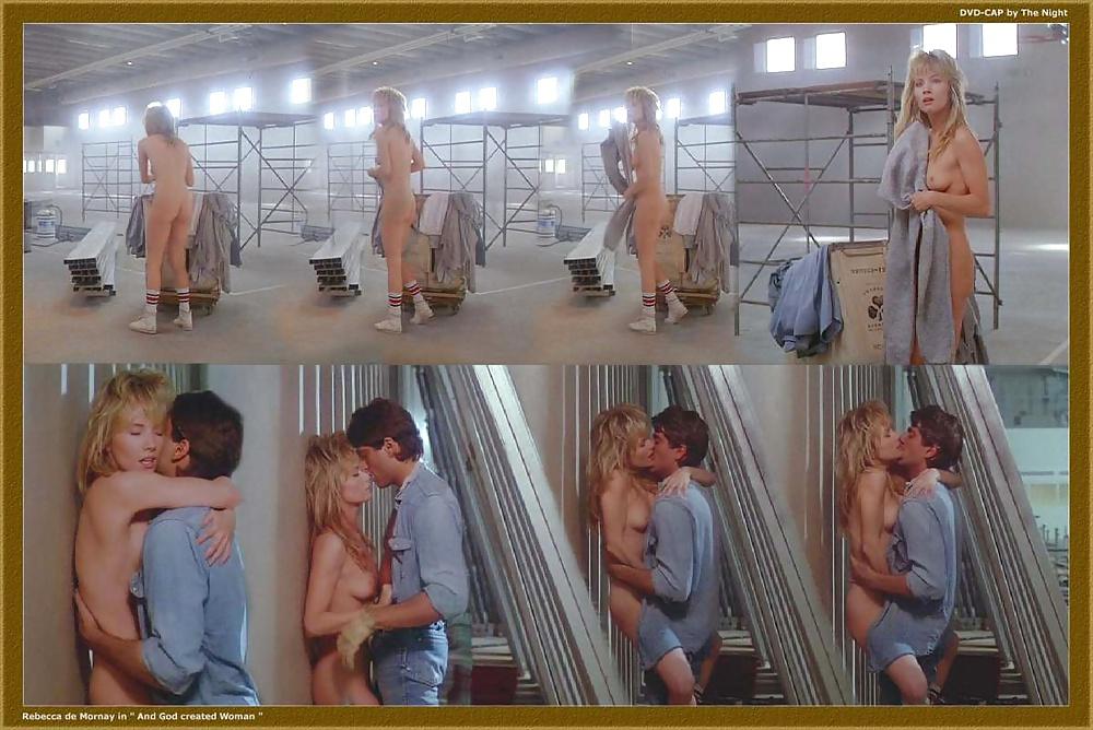Rebecca de mornay naked pics