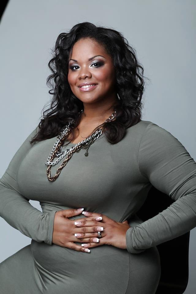 Fat black busty women