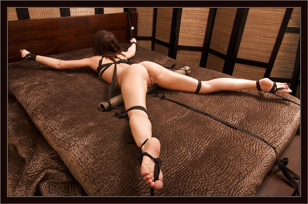 Girls in medical bondage