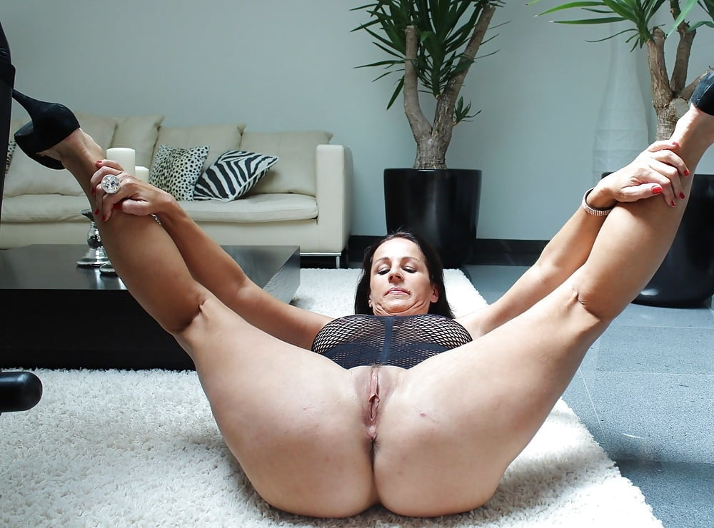 Gushing with legs spread 11