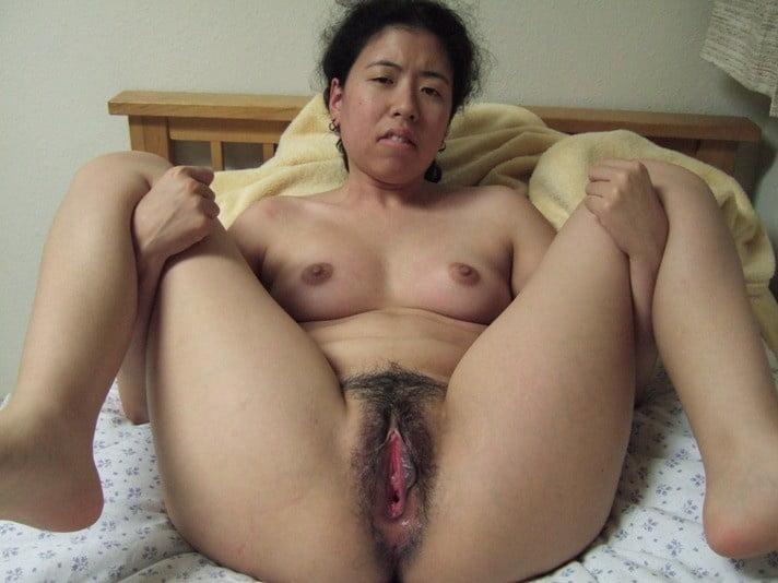 Chubby asian american