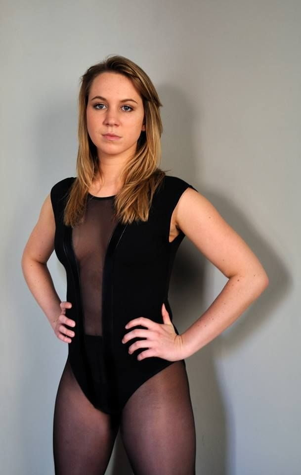 Pin on leotard and tights