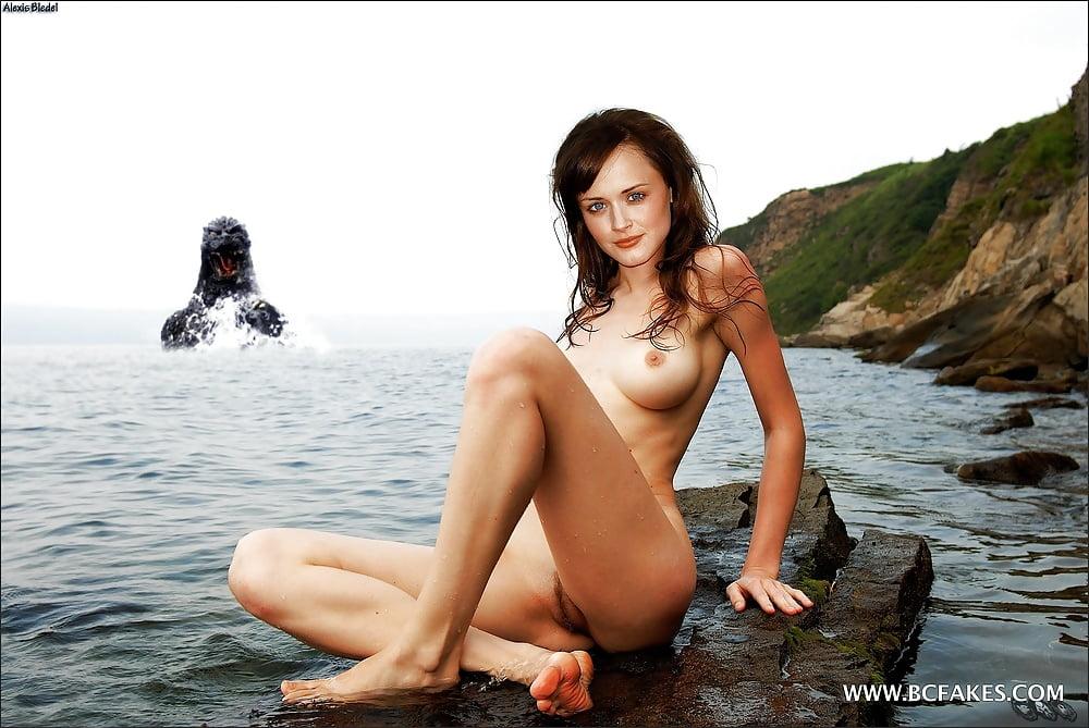 Alexis bledel bikini pics