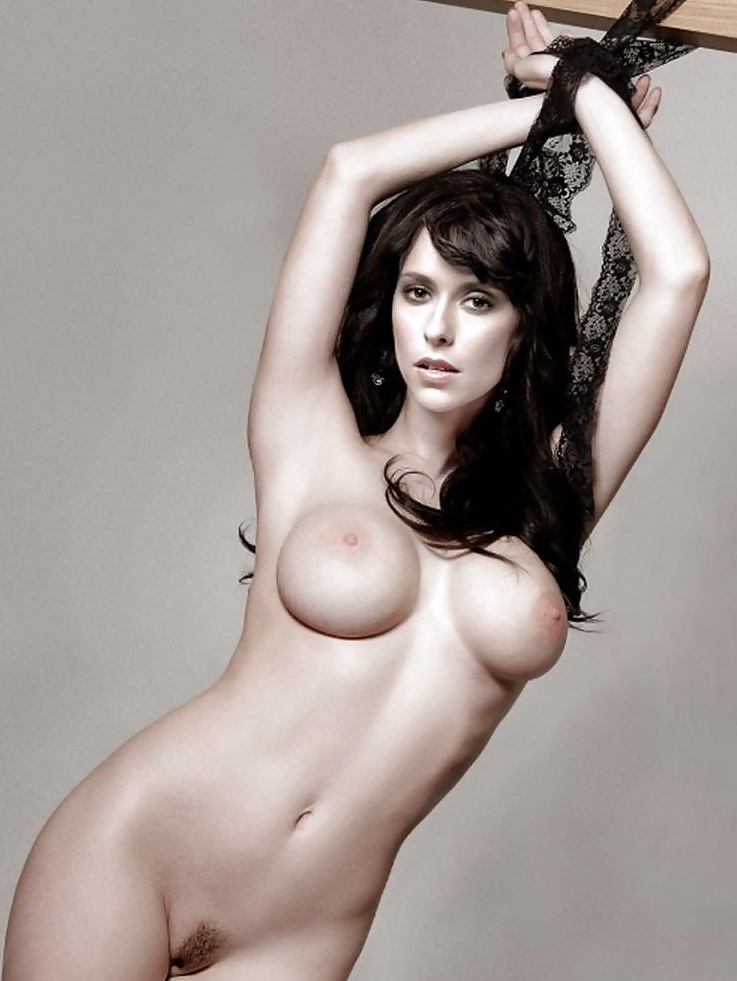 Jennifer love hewitt in sexy lingerie and naked pics