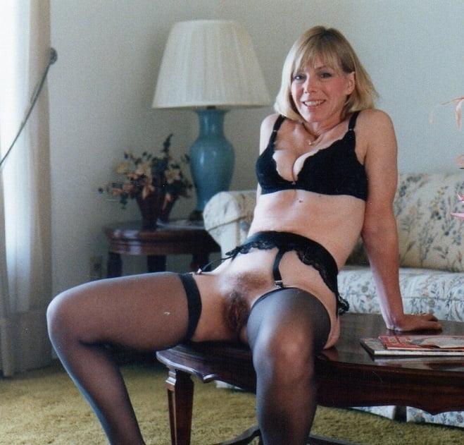 Mature milfs in lingerie