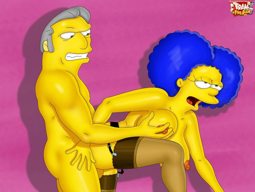 A simpsons adult case new porn blog for toon fans