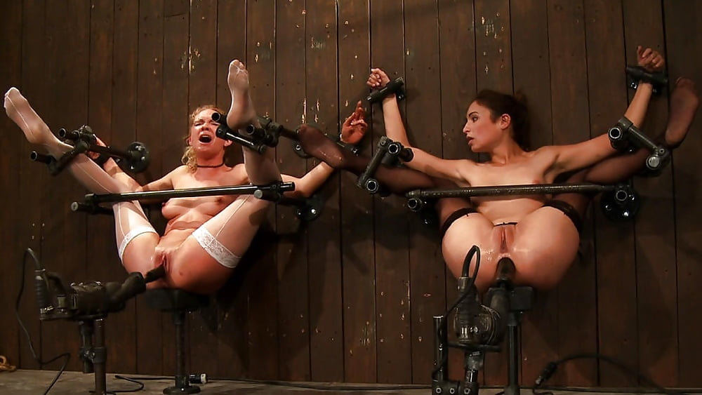 Savannah Fox Bdsm Bondage