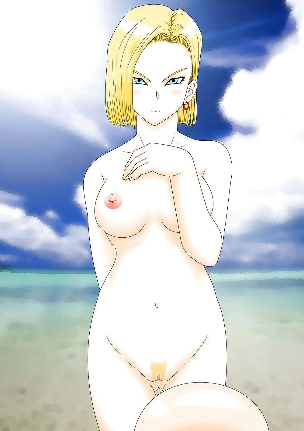 Android 18 honey select - 2 part 9