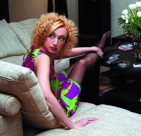 Orbakaite nackt Kristina  'Like sisters':