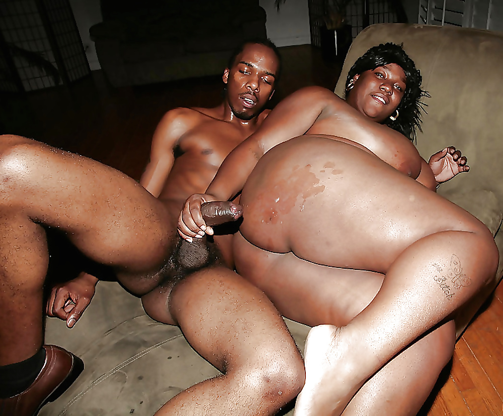 Black ssbbw freaks