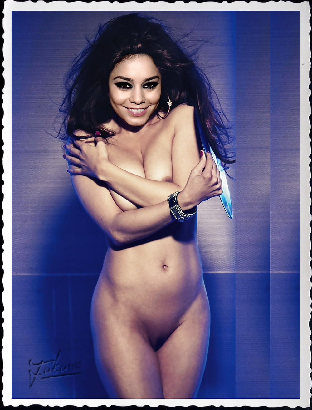 Vanessa Hudgens Opens Up About Fed Up Nude Leaks
