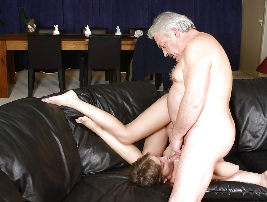 Surprised younger girls sex with older guys adult