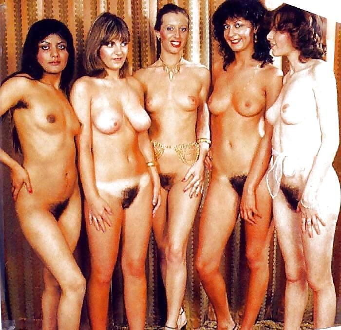Голые девушки группы винтаж — img 2