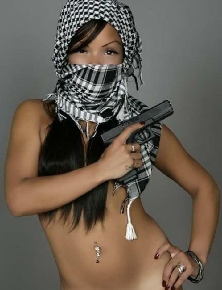 Gangsta girls naked