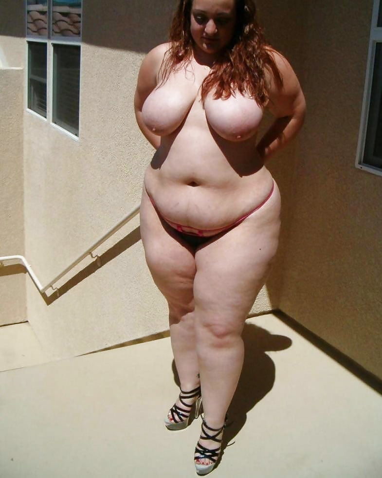 Obese Model Says Her Naked Body Is An Inspiration To Young Girls