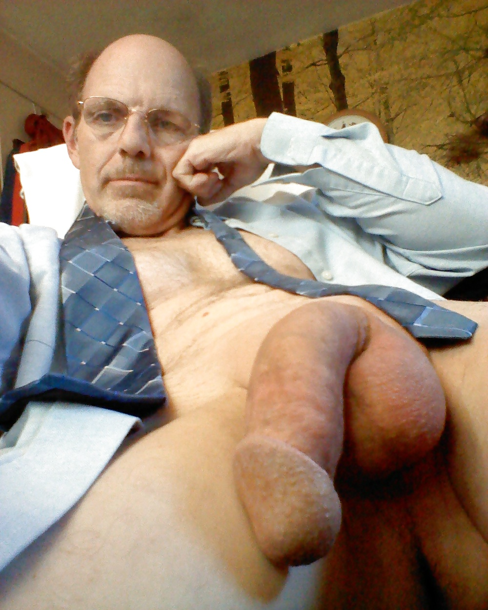 Older man big cock