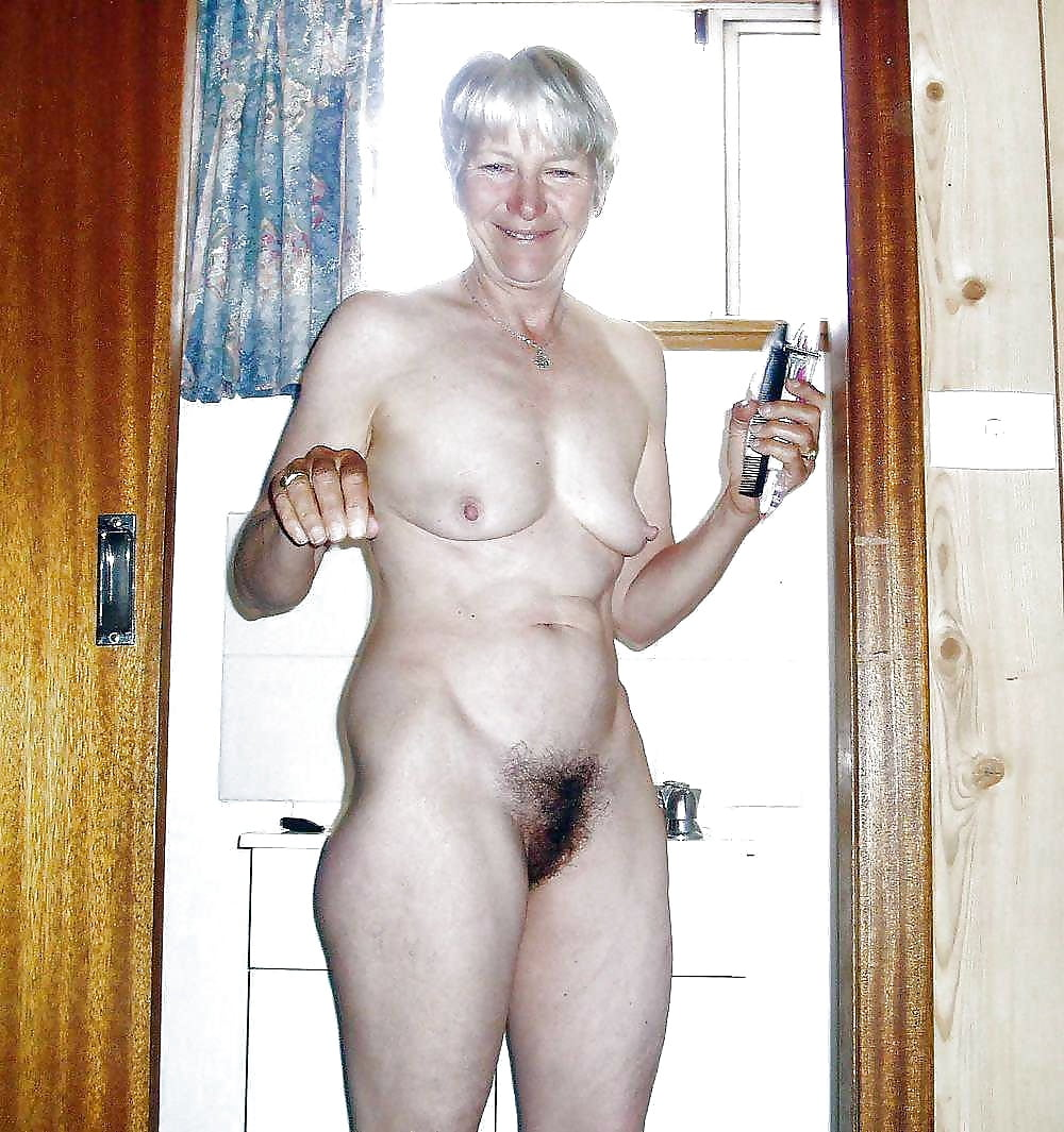 Hairy granny nude pics, granny porn photos