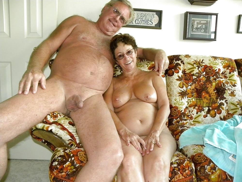 Порно фото немолодой пары