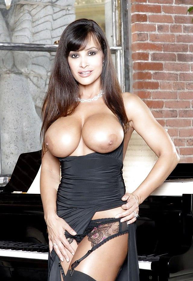 Sexy milf lisa ann