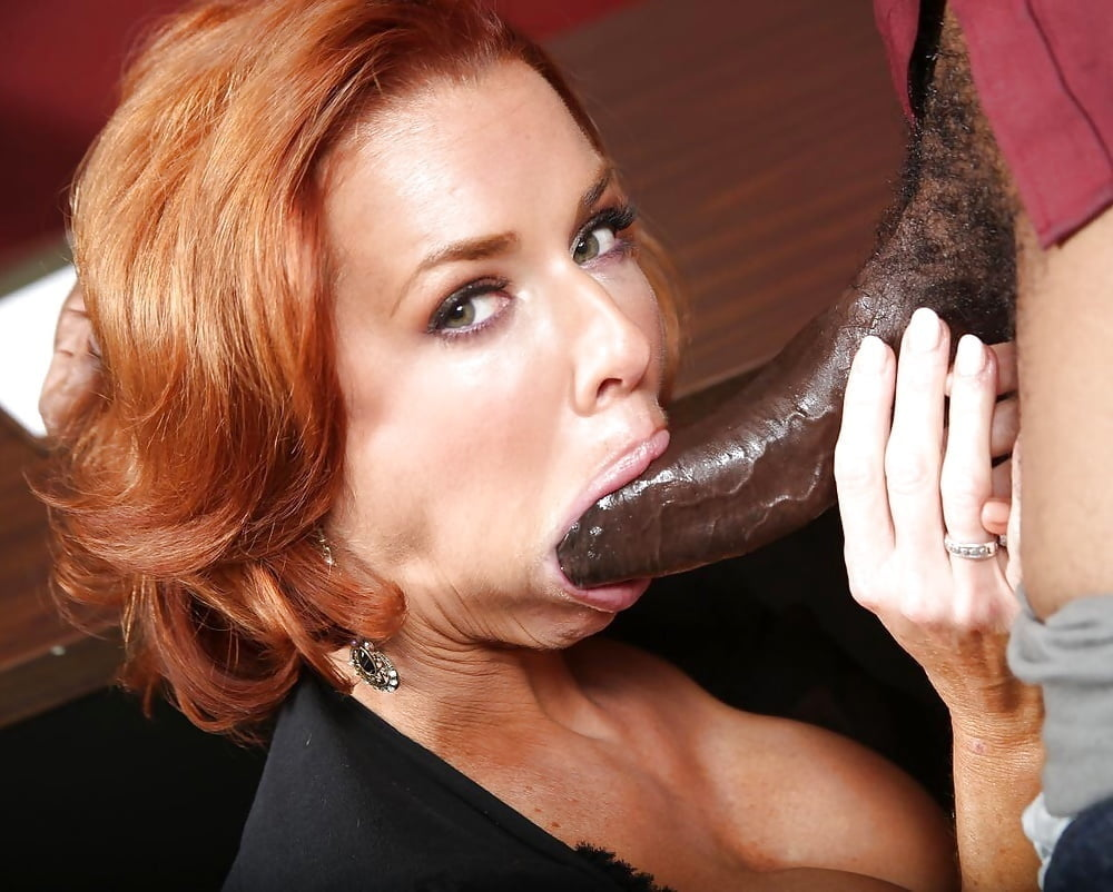 Masturbating sloppy interracial blowjobs redhead bondage video
