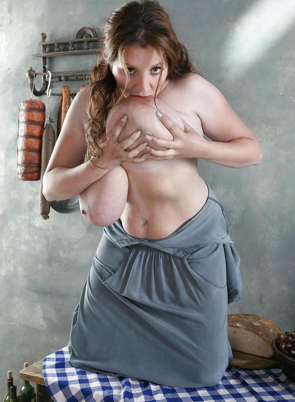 Nude black midget women