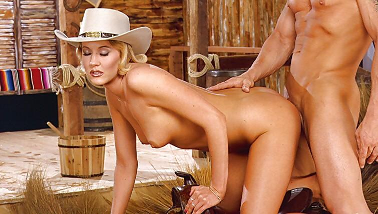 Секс фильм ковбойши
