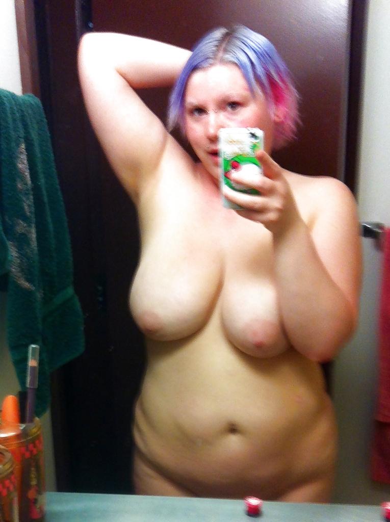 Amateur Chubby, Fat, Plumper, Bbw Homemade Selfies 2 - 50 -6037